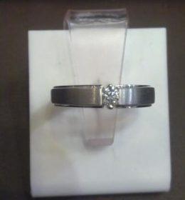 Cincin Perak Single C14