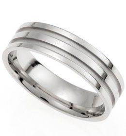 Cincin Perak Single C34