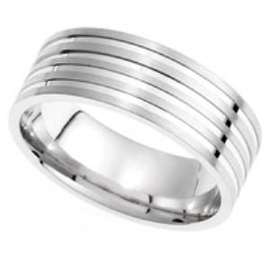 Cincin Perak Single C4