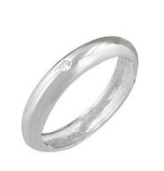 Cincin Perak Single C41