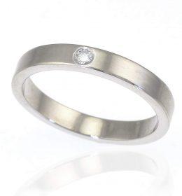 Cincin Perak Single C56