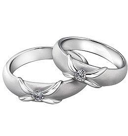 Cincin Perak Couple - 01