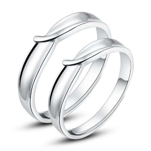 Cincin Perak Sepasang CP 104