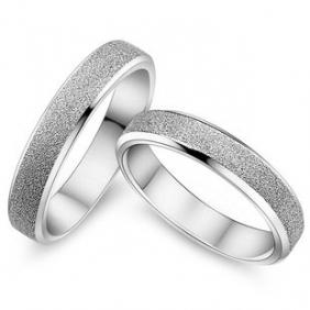 Cincin Perak Sepasang CP 109
