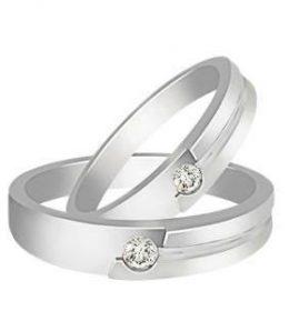 Cincin Perak Couple CP 11