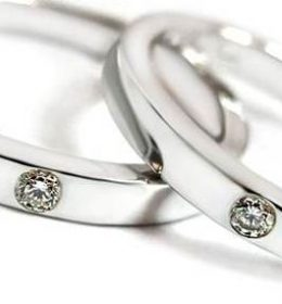 Cincin Perak Sepasang CP 119
