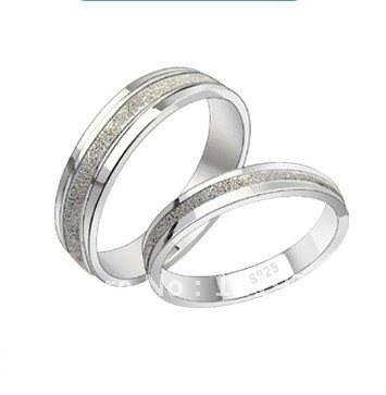 Cincin Perak Couple CP 12