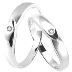 Cincin Perak Sepasang CP 120