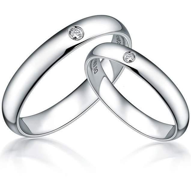 Cincin Perak Sepasang CP 121