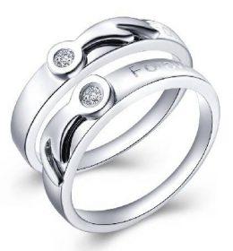 Cincin Perak Sepasang CP 125