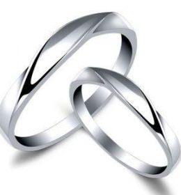 Cincin Perak Couple CP 13