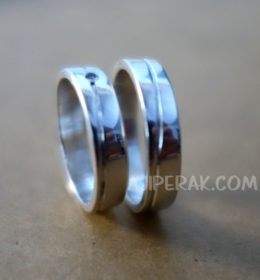 cincin perak couple cp 130