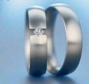 Cincin Perak Sepasang CP 134