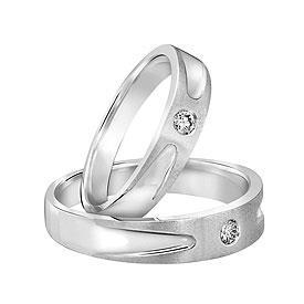 Cincin Perak Sepasang CP 139