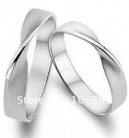 Cincin Perak Couple CP 14