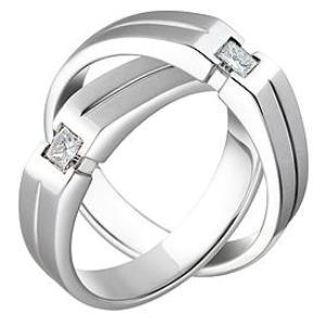 Cincin Perak Sepasang CP 150