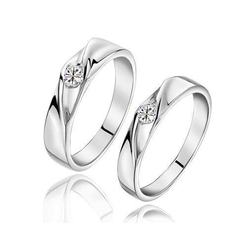 Cincin Perak Couple CP 16