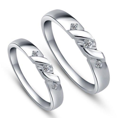 Cincin Perak Couple CP 18