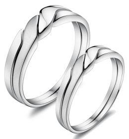 Cincin Perak Pasangan CP 23
