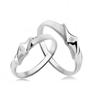 Cincin Perak Pasangan CP 25