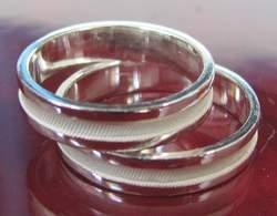 Cincin Perak Pasangan CP 35