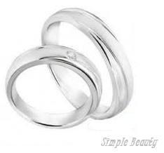 Cincin Perak Pasangan CP 36