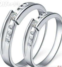 Cincin Perak Pasangan CP 39