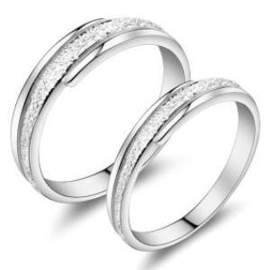 Cincin Perak Pasangan CP 41