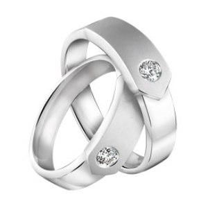 Cincin Perak Pasangan CP 48