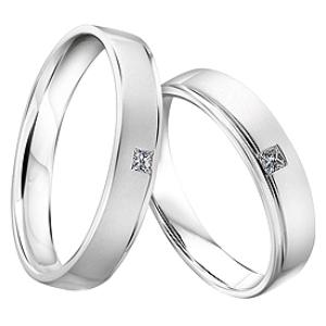 Cincin Perak Pasangan CP 49