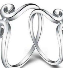 Cincin Perak Pasangan CP 50