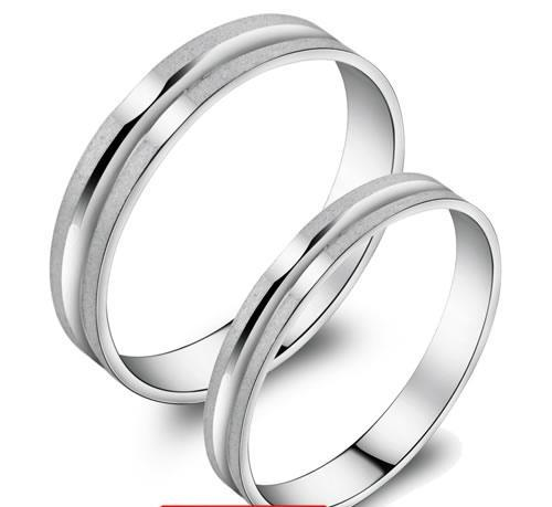 Cincin Perak Pasangan CP 52