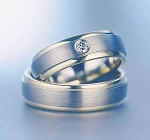 Cincin Perak Couple CP-6
