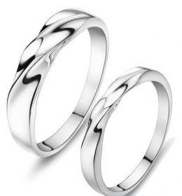 Cincin Perak Pasangan CP 65
