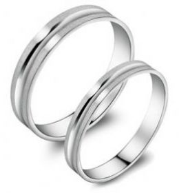 Cincin Perak Pasangan CP 66