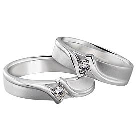 Cincin Perak Couple CP 71