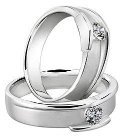 Cincin Perak Couple CP 72
