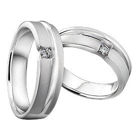 Cincin Perak Couple CP 73