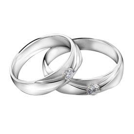 Cincin Perak Couple CP 76