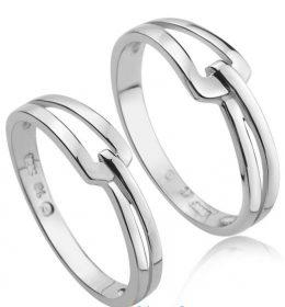 Cincin Perak Couple CP 82