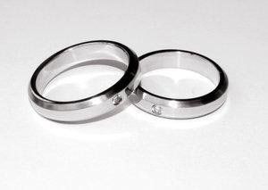 Cincin Perak Couple CP 09