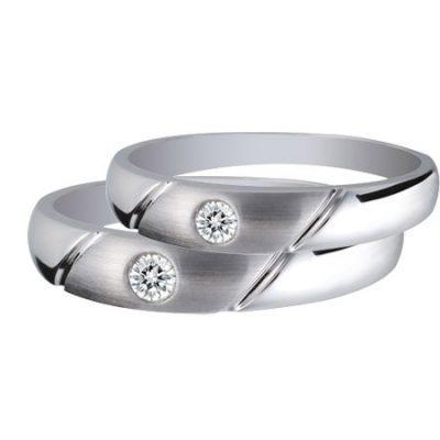 Cincin Perak Couple CP 90