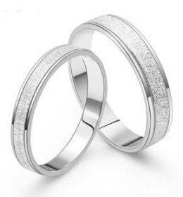 Cincin Perak Sepasang CP 94